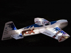 Premier Aircraft QQ CAP 232 EX 1.53m Night Super PNP Blau ..