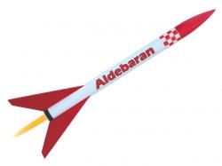Modellrakete Aldebaran 545x35mm, 80g, 105  bis 470m Höhe