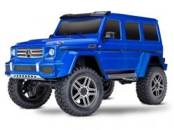 Traxxas TRX-4 Mercedes-Benz G500 Blau 4x4 ARTR 1:10 (ohne ..