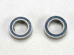 Traxxas 5114 Ball bearings, blue rubber sealed (5x8x2.5mm) (2)