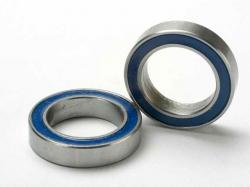 Traxxas 5120 Ball bearings, blue rubber sealed (12x18x4mm) (2)