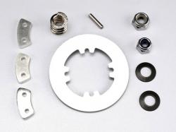 Traxxas 5352R Rebuild kit (heavy duty), slipper clutch (steel disc/ aluminum fri