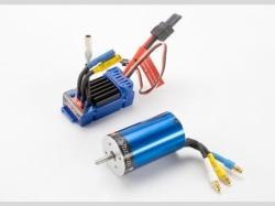 Traxxas 3370 PACK VXL-3m Brushless Power Syst Motor + Regler