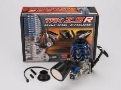 Traxxas 5209R TRX 2.5R ENGINE MULTI SHAFT W/ RECOIL STARTER
