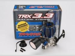 Traxxas 5409 TRX 3.3 Engine Multi Shaft W/ Recoil Starter