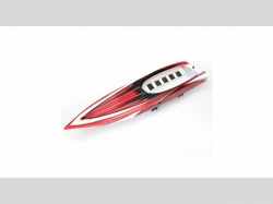 Traxxas 5714X Hull, Spartan, red graphics