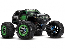 Traxxas Summit Grün 1:10 4WD Extreme terrain Monster Truck..