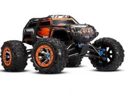 Traxxas Summit Orange 1:10 4WD Extreme terrain Monster Tru..