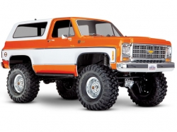 Traxxas TRX-4 K5 Chevy Blazer Orange 4x4 ARTR 1:10 (ohne A..