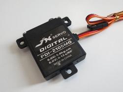 JX PDI-2105MG Flächenservo 10mm 5.8kg Digital
