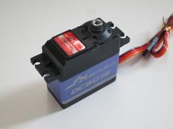 JX DC6015 MG Standardservo 20.2mm 15kg Digital