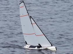 Joysway Dragon Force V6 RG65 PNP, RC-Segelboot