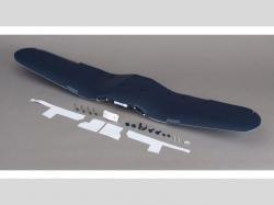 F4U-1A Tragfläche lackiert