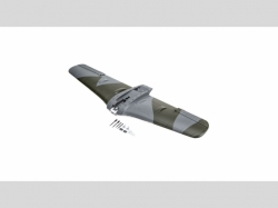FW-190A Tragfläche lackiert