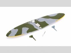 Spitfire Mk IX Tragfläche