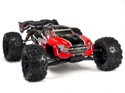Arrma Kraton BLX6S 4WD Rot/Schwarz ARTR 1:8 Brushless Mons..