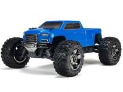 Arrma Big Rock Crew Cab BLX 3S 4WD Blau ARTR 1:10 Brushles..