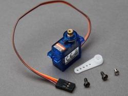 Spektrum A332R Servo 9g Reverse mit Metallgetriebe Analog