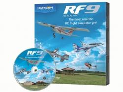 RealFlight RF 9 Flugsimulator Horizon Hobby Edition, nur S..