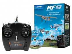 RealFlight RF 9 Flugsimulator inkl Spektrum InterLinkDX Fe..