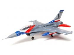 E-Flite F-16 Falcon 64mm EDF 729mm  BNF w/AS3X & SAFE Select