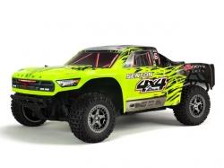Arrma Shortcourse-Truck SENTON BLX3S 1:10 4WD EP RTR GREEN..