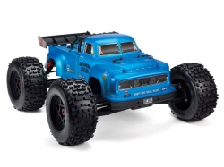 Arrma Stunttruck NOTORIOUS 6S 1:8 4WD EP RTR BLUE BRUSHLES..