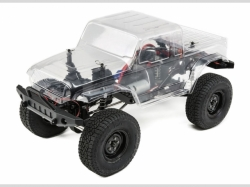 ECX Monstertruck BARRAGE 1:12 4WD EP KIT, RC-Modellauto