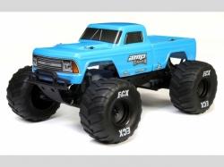 ECX MONSTER T. AMP CRUSH RTR 2WD Blau 1:10 EP, RC-Modellauto