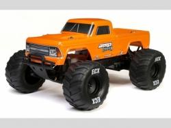 ECX MONSTER T. AMP CRUSH RTR 2WD Orange 1:10 EP, RC-Modell..