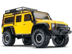Traxxas TRX4 Land Rover Defender Special Edition Yellow 1:..