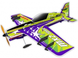 Hacker MX2 Toxic ARF - 81 cm Indoor Flugzeug