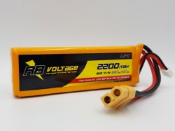 RB Voltage 2200mAh 3S 35C XH/XT60 LiPo-Akku