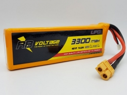 RB Voltage 3300mAh 4S 35C XH/XT60 LiPo-Akku