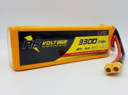 RB Voltage 3300mAh 6S 35C XH/XT60 LiPo-Akku