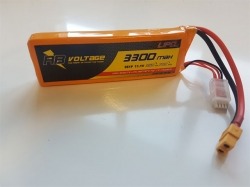 RB Voltage 3300mAh 3S 35C XH/XT60 LiPo-Akku