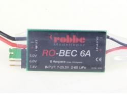 ROBBE RO-BEC 6A  Empfängerstromversorgung