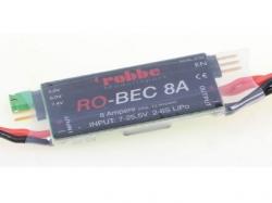 ROBBE RO-BEC 8A Empfängerstromversorgung