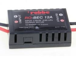 ROBBE RO-BEC 12A Empfängerstromversorgung