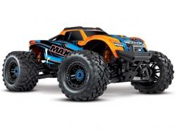 Traxxas Maxx 1:10 4WD Orange Monstertruck ARTR, RC-Modella..