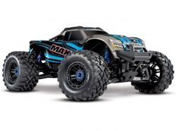Traxxas Maxx 1:10 4WD Blau Monstertruck ARTR, RC-Modellauto