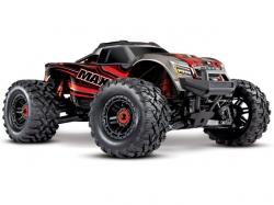Traxxas Maxx 1:10 4WD Rot Monstertruck ARTR, RC-Modellauto