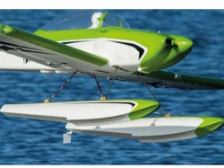 PREMIER AIRCRAFT Float Set Rv-8 WITH STRIPS AND LED LIGHT