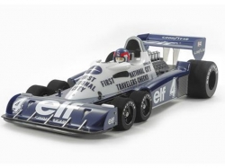 Tamiya Tyrrell P34 1977 Monaco GP Special Edition, RC-Mode..