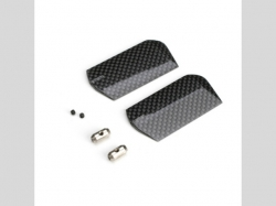3D Carbon Paddel Set B450/400