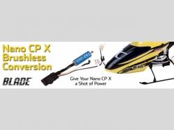 NCPX Brushless Aufrüstung