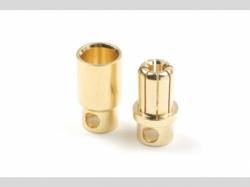 8.0mm Goldstecker S+B 4x2