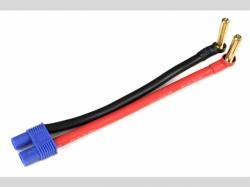 Adapterkabel - Bullit 4mm Gold > EC-3 Stecker - 12cm - 1 pc