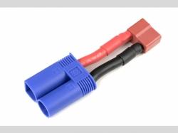 Power Adapterkabel - Deans Stecker  EC-5 Stecker - 12AWG S..