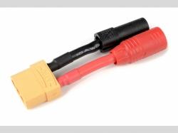 Power Adapterkabel - XT-90 Buchse  AS-150 + XT-150 Stecker..